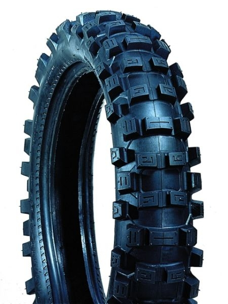 Anvelopa cross enduro DURO 90 100-16 (51M) TT HF906 EXCELERATOR NHS, Diagonal