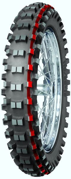 Anvelopa cross enduro MITAS 80 100-12 TT 50M C20 HARD TERRAIN RED Spate