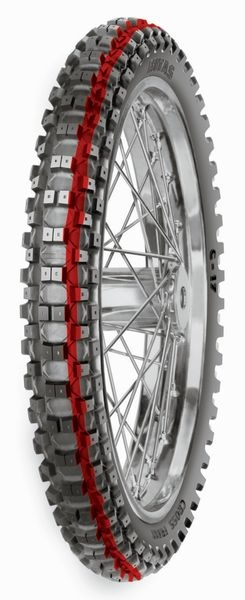Anvelopa cross enduro MITAS 90 90-21 (54R) TT C17 WINT FRIC WHITE NHS, Diagonal