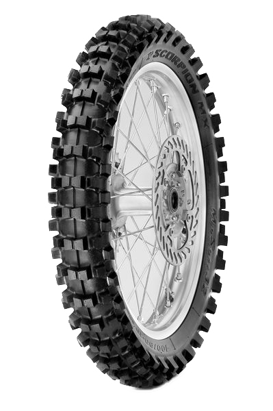 Anvelopa cross enduro PIRELLI 120 80-19 TT 63M SCORPION MX MID SOFT 32 Spate