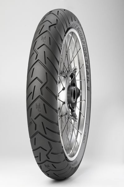 Anvelopa enduro PIRELLI 100 90-19 TL 57V SCORPION TRAIL II Fata