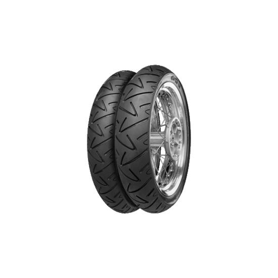 Anvelopa moto asfalt CONTINENTAL 100 80-17 TL 52H ContiTwist SM Fata