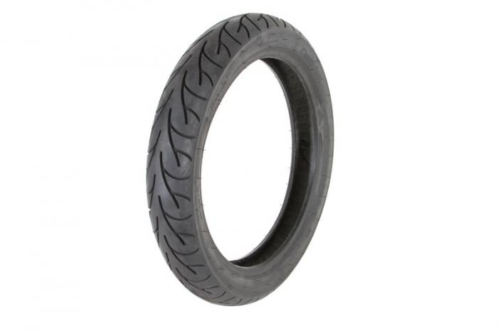Anvelopa moto asfalt CONTINENTAL 100 90-17 TL 56P ContiGo! Fata Spate