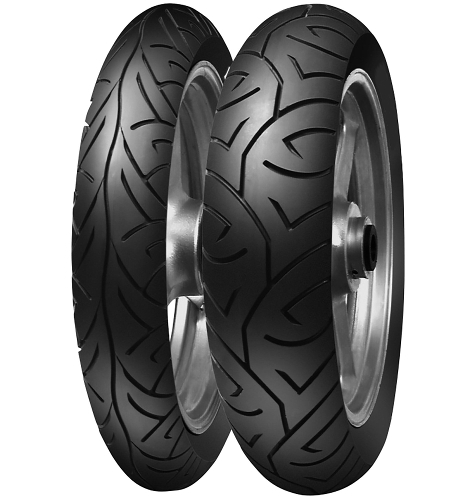 Anvelopa moto asfalt PIRELLI 100 90-18 TL 56H SPORT DEMON Fata
