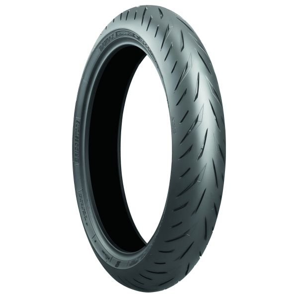 Anvelopa moto asfalt Sports tyre BRIDGESTONE 120 70R17 TL 58W Battlax Hypersport S22 Fata