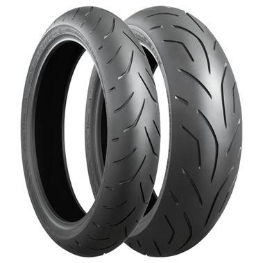 Anvelopa moto asfalt Sports tyre BRIDGESTONE 150 60R17 TL 66H S20 EVO Spate