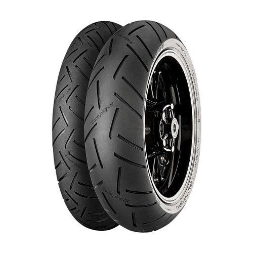Anvelopa moto asfalt Sports tyre CONTINENTAL 120 70ZR17 TL 58W ContiSportAttack 3 Fata