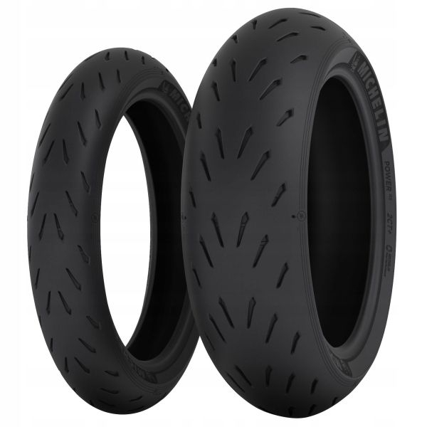 Anvelopa moto asfalt Sports tyre MICHELIN 180 60ZR17 TL 75W POWER RS Spate