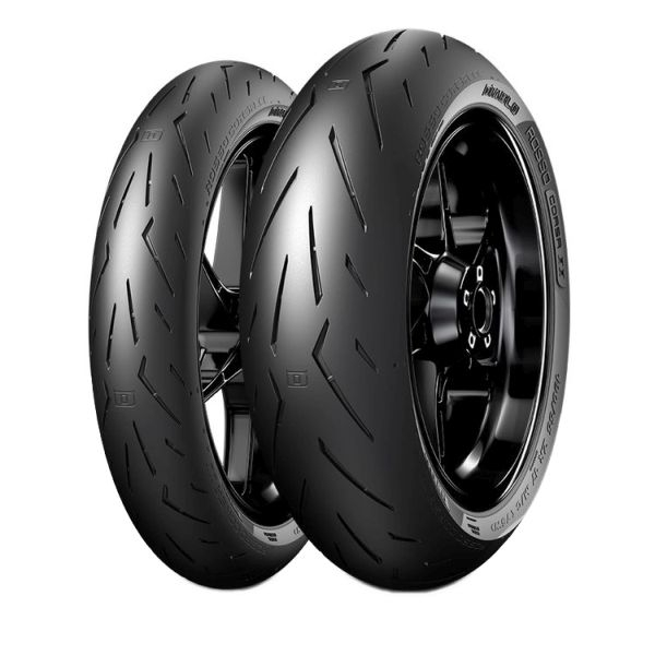 Anvelopa moto asfalt Sports tyre PIRELLI 160 60ZR17 TL 69W DIABLO ROSSO CORSA II Spate
