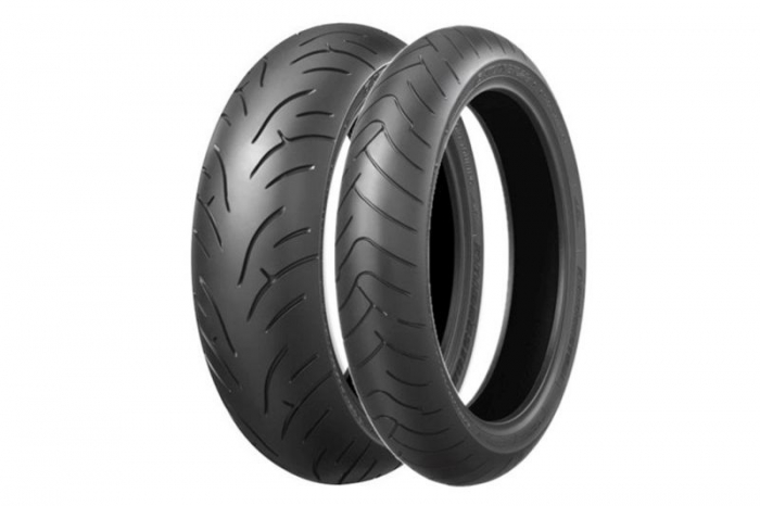 Anvelopa moto asfalt 170 60ZR17 72W TL Bridgestone BT 023 Spate