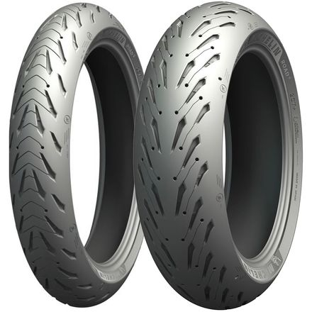 Anvelopa moto MICHELIN 110 70ZR17 TL 54W ROAD 5 Fata