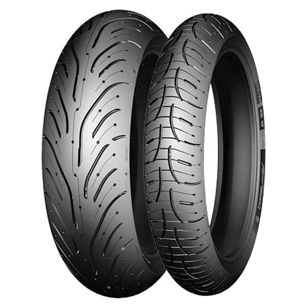 Anvelopa moto MICHELIN 180 55ZR17 TL 73W PILOT ROAD 4 Spate