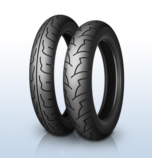 Anvelopa moto asfalt MICHELIN 110 90-18 TL TT 61V PILOT ACTIV Fata