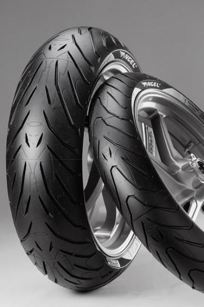 Anvelopa moto PIRELLI 160 60ZR17 TL 69W ANGEL ST Spate