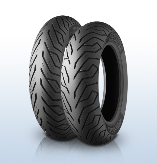 Anvelopa scuter moped MICHELIN 110 70-16 (52P) TL CITY GRIP, Diagonal