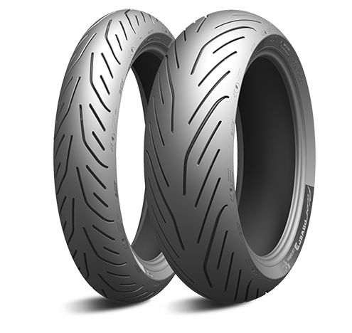 Anvelopa sport MICHELIN 120 70ZR17 (58W) TL PILOT POWER 3, Radial